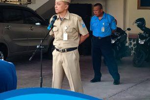 Arahan Dari Kepala Bagian Perekonomian Kabupaten Purbalingga.